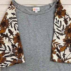 LuLaRoe short sleeved shirt